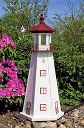 Marblehead Lighthouse (3' High)