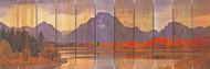 Mountain Paradise Wall Art