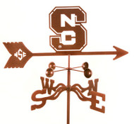 North Carolina State Weathervane