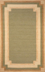 Ravella Outdoor Rug (Border Green)