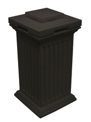 Savannah Storage Column or Waste Bin