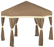 Sonoma Select 16' Pavilion with Sidewalls