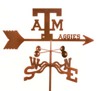 Texas A & M Weathervane
