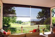 Titanium Plus Interior/Exterior Sun Shade 10'W x 8'H