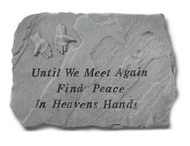 Until We Meet Again Memorial Stone