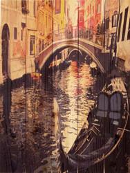 Venetian Gondola Wall Art