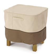 Veranda Medium Rectangular Ottoman/Side Table Cover