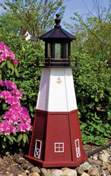 Vermilion Wood Lighthouse (5' High)