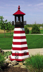 West Quoddy Lighthouse (2' High)