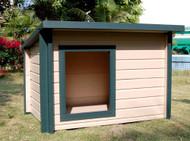 EcoConcepts Rustic Lodge Dog House (X-Large)