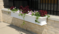 "Yorkshire 96"" Window Box"