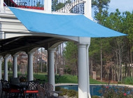 Quadrilateral Sun Shade Sail 16'