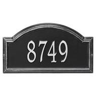 Providence Arch Address Plaque 17Lx10H (1 Line)