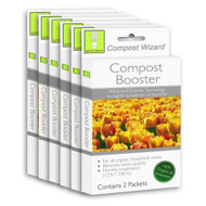 Compost Wizard Compost Booster 6-pack