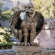 Saint Ambrose Gate Boden Gargoyle Statue