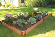"Frame It All Raised Garden Bed (4' x 8' x 5.5"")"