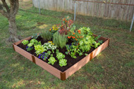 "Frame It All Raised Garden Bed (8' x 8' x 11"")"