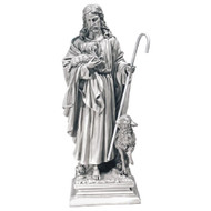 "Jesus The Good Shepherd Statue 28""H"