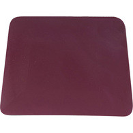 "4"" Teflon Hard Card - Burgundy Hard"