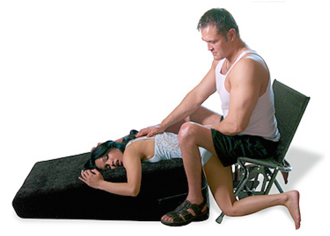 Active Mobility Sex Chair IntimateRider Living Spinal – Sex in the Chair