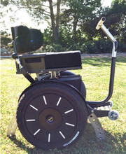 Segfree - Seated Wheelchair Segway