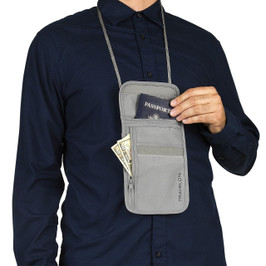 Safe ID Undercover Neck Pouch