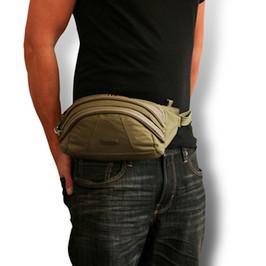 Pacsafe Stashsafe 100 GII Anti-Theft Hip Pack