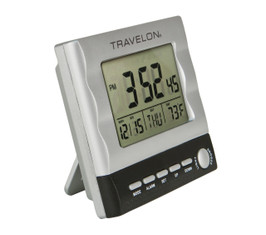 Large Display Digital Travel Alarm Clock
