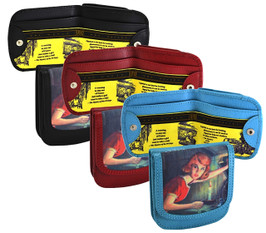 Taxi Wallet (Imagery Collection) Nancy Drew