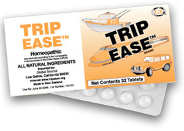 Trip Ease Motion Sickness Relief