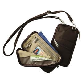 BeSafe Anti Theft RFID Blocking Grande Passport Wallet