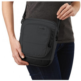 Pacsafe Citysafe LS75 Anti Theft Cross Body Travel Bag