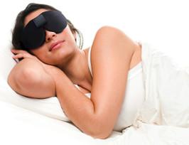 Glo to Sleep Deluxe - Sleep Therapy Mask