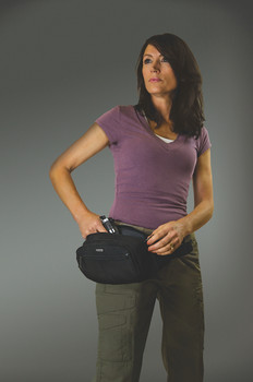 Anti-Theft Concealed Carry Waist Pack