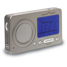Sound Oasis S-850 Travel Sleep Sound Machine