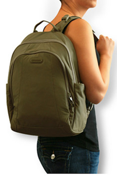 Pacsafe Metrosafe 350 GII Anti-Theft Backpack