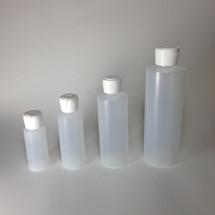 Flip-Top Cylinder Bottles