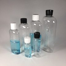 Oval-PET Bottles