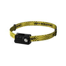 Nitecore® NU20 USB Rechargeable Headlamp with wide headband