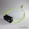 Nitecore® NU20 USB Rechargeable Headlamp with UL headband