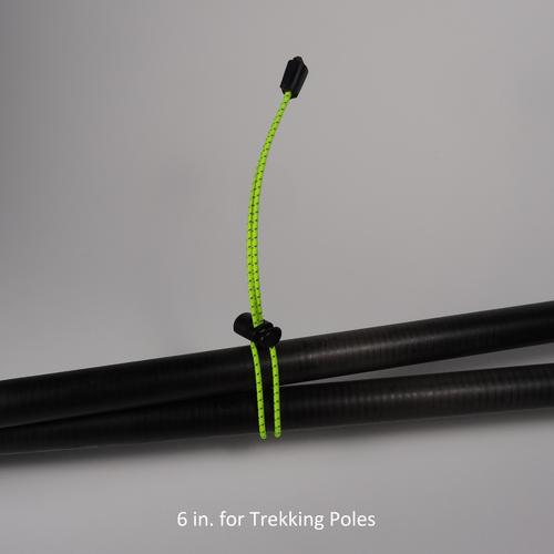 6 in. for Trekking Poles