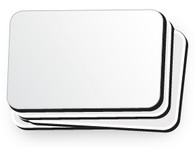 """1/4"""" Blank Mousepads (10/pk White)"""