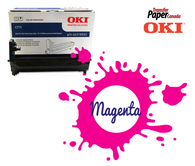 Magenta Image Drum - (for OKI C711WT)