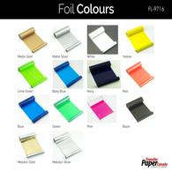 FL-9716 for Ribbon Printer