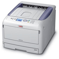 OKI C831TS CMYK Laser Transfer Printer