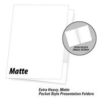 Presentation Folder - Matte (INK JET & LASER)