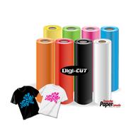 Digi-Cut Heat Transfer Vinyl