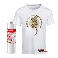 JetPro Sofstretch - Heat Transfer Paper for Inkjet Printer with STRETCH