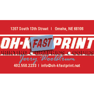 "Full Color 1-sided Business Cards (2"" x 3  1/2"")"
