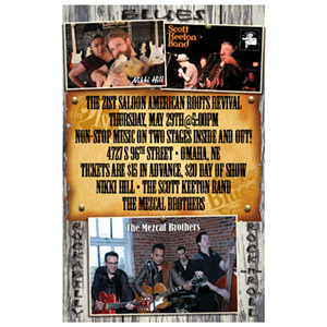 """11"""" x 17"""" Full Color Poster 1-sided"""